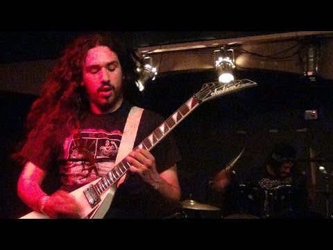 Exmortus -  March 15, 2014 - Tampa, Florida - Full Show