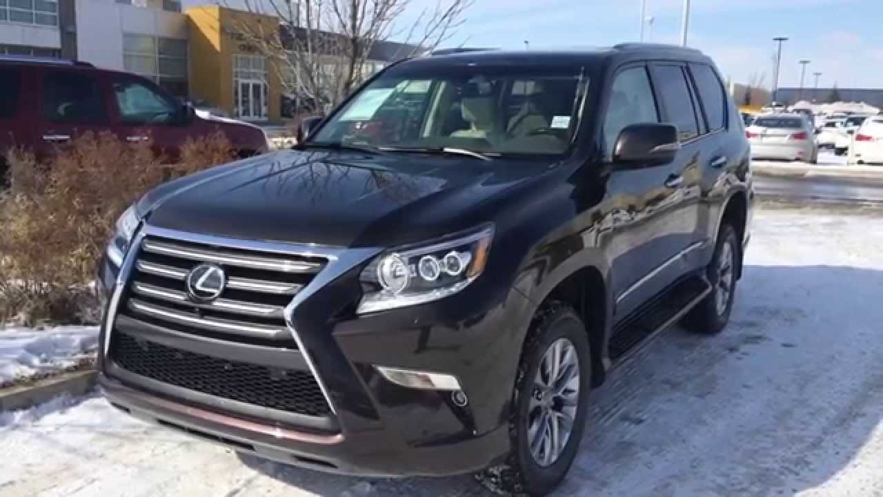 2014 Lexus Gx 460 4wd Ultra Premium Package Review In