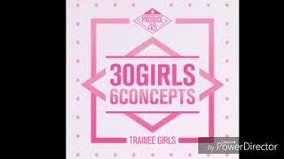 Produce48 - Rumor (1 Hour Loop)