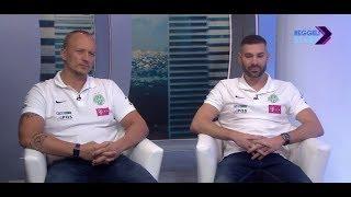 DIGI Sport, Reggeli Start - Varga Zsolt; Gárdonyi András