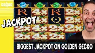 🤑 My BIGGEST Jackpot EVER! on 🦎 Golden Gecko (S. 26 • Ep. 4)