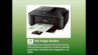 Canon PIXMA MX452 Wireless Colour Photo Printer With Scanner,Copier and Fax Review