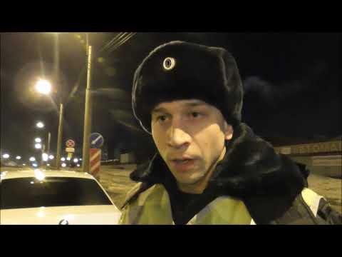 ППСП-Соловьев и Морозов мнят себя сотрудниками ГИБДД…