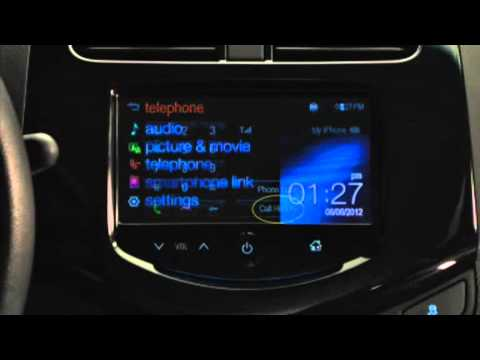 2015 Country Chevy Sonic Spark MyLink Radio Phone Features