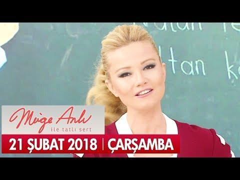 Müge Anlı ile Tatlı Sert 21 Şubat 2018 - Tek Parça