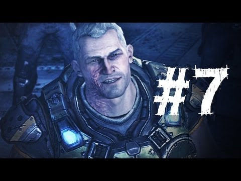 Gears of War Judgment Gameplay Walkthrough Part 7 - Berserker - Campaign Chapter 3