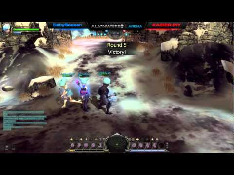 Alienware Arena Dragon Nest PvP Tournament: Malaysia Round 1 - Babyseason vs Kaiser.MY (Match A)