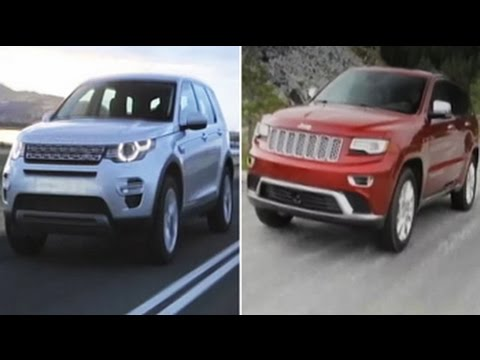 Car And Bike Show - CNB ends 2014 in style with discovery sport & grand Cherokee
