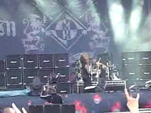 Machine Head - Halo solo (Live at Sonisphere 09 Knebworth)