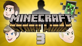 Minecraft Story Mode: George W. Bush: The Clone Wars - EPISODE 3 - Friends Without Benefits