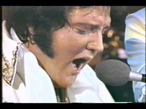 Elvis Presley - Unchained Melody 1977 video