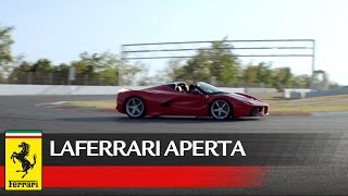 LaFerrari Aperta - Official video - Ferrari 2016
