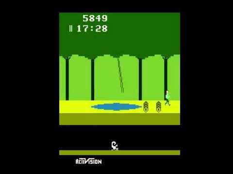 Pitfall! - Vizzed.com GamePlay - User video