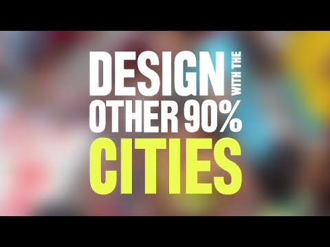 Citi: Design Solutions for Global Urban Growth -- Cooper Hewitt, National Design Museum