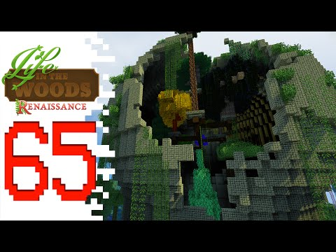 Life In The Woods: Renaissance - EP65 - Massive! (Minecraft)