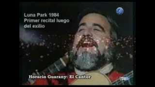 Horacio Guarany: Homenaje Compilado éxitos en videos originales