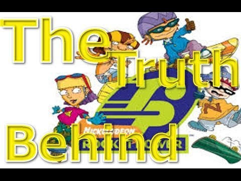 Cartoon  Conspiracy Theory   The Truth Behind Rocket Power