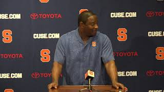 Coach Babers Press Conference | Bowl Announcement
