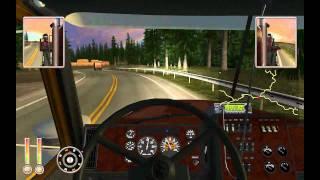 Прохождение игры 18 стальных колес экстремальные дальнобойщики 2