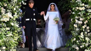 Highlights of Harry and Meghan