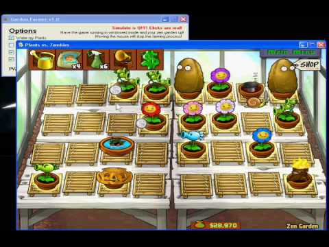Plants vs Zombies Zen Garden Zen Garden Farmer Plants vs
