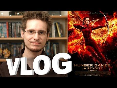 Vlog - Hunger Games : La Révolte - Partie 2