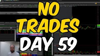 Day 59: No Trading Recap - Warrior Trading Student