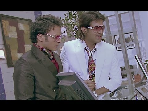 Aryeman Ramsay & Akshay Kapoor Are Thrown Out Of Bappi Lahiri's Office - It's Rocking - Dard-E-Disco