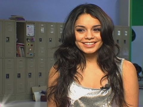 Vanessa Hudgens - Fashion At a Glance Ep. 2 - Back to School