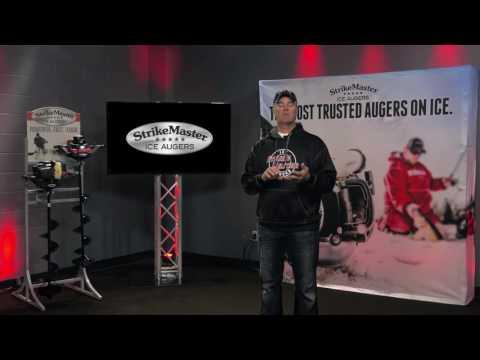 StrikeMaster® Augers: Lazer™ Blades vs. Chipper Blades