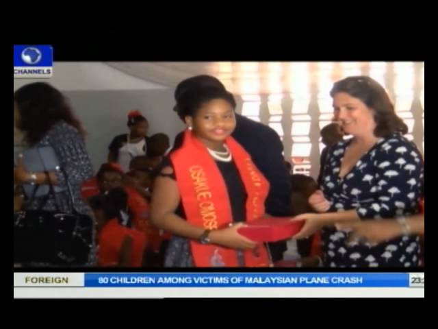 Metrofile: Corona School Gbagada Hosts Parents And Pupils At Graduation Party