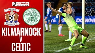 Kilmarnock 0-1 Celtic | Scott Brown Sees Red After Scoring Winner! | Ladbrokes Premiership