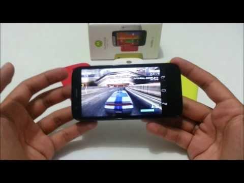 Review Moto G. XT1033 Dual SIM. 16 GB [Português Brasil]