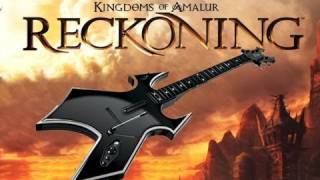 Kingdoms of Amalur Theme Metal Cover by redoubt9000
