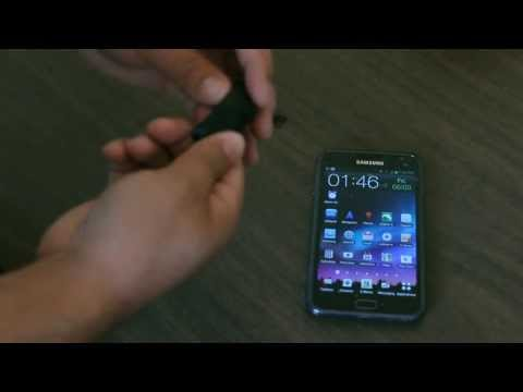 How To Pair and Use A Bluetooth Headset With The Samsung Galaxy S4. S3. S2. Note and Note II.