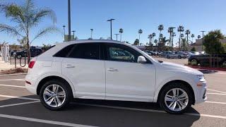2016 Audi Q3 Oxnard, Ventura, Camarillo, Thousand Oaks, Santa Barbara, CA AXP2427