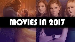 19 Movies We Can't Wait For in 2017