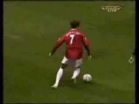 Cristiano Ronaldo- Skills video