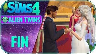 Los sims 4 - Alien Twins - final - Boda, bebé.. que más? xD