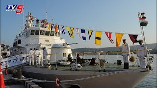 Indian Coast Guard Ship 'Rani Rashmoni' introduced