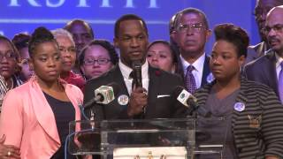 Myles Munroe's Family Issues Statement at Grand Bahama Press Conference on Vimeo