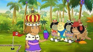 D.W. 's Island Bugball - Full HD Video for Kids - PBS Arthur Games