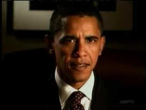 Barack Obama on Monday Night Football