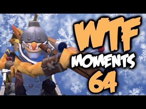 Dota 2 WTF Moments 64