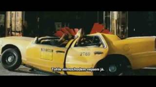 Kick-ass Teaser Trailer Czech subbed