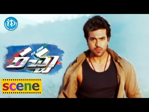Racha Movie Climax Scenes - Mukesh Rishi, Ram Charan, Tamannaah thumbnail