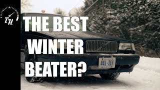 Why the Volvo 850 is a BEAST of a winter beater. - (And a pretty epic daily driver)