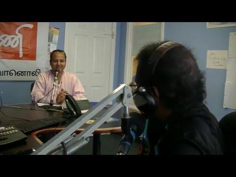 ISKCON Scarborough- Live Tamil radio program - Practical Devotional Service