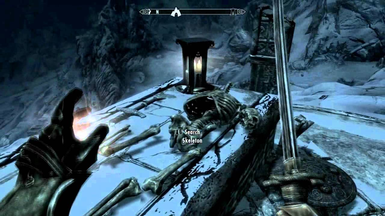 how to get gold fast in skyrim