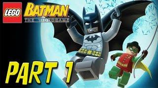 TGC :: LEGO Batman The Video Game - Part 1 [TH]